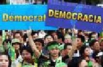 LA DEMOCRACIA, EL MITO Y LA POSIBILIDAD