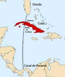 ¿QUÉ PRETENDIÓ SER  EL CANAL VÍA CUBA?