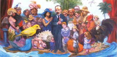LA CULTURA EN LA FORMACIÓN DE LA IDENTIDAD CUBANA
