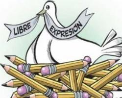 LA LIBERTAD DE EXPRESIÓN  Y EL PAPA